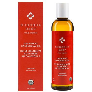 Shoosha Baby Calm Baby Calendula Oil Unscented