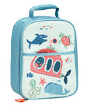 Sugarbooger Zippee Lunch Tote Ocean