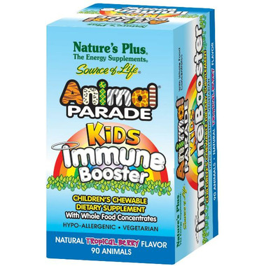 Nature\'s Plus Animal Parade Kids Immune Booster