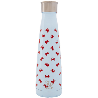 S\'ip x S\'well Water Bottle Crab Walk