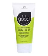All Good Lemongrass Body Lotion