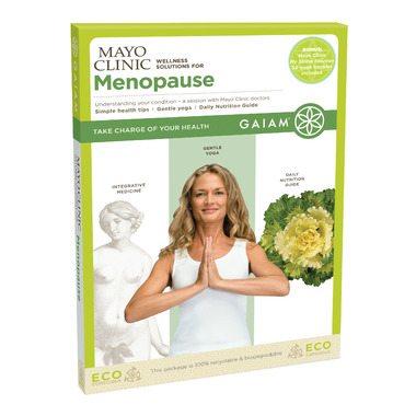 Gaiam Mayo Clinic Wellness Solutions For Menopause