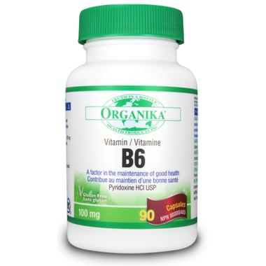Organika Vitamin B6
