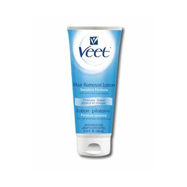 Veet Sensitive Formula Hair Removal Lotion