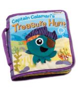 Lamaze Soft Book Captain Calamari Treasure Hunt