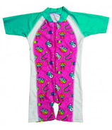 Banz Coolgardie Girls One Piece Swimsuit