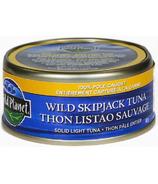 Wild Planet Wild Skipjack Solid Light Tuna
