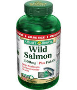 Nature's Bounty Wild Salmon and Fish Blend
