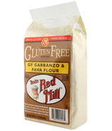 Bob's Red Mill Gluten Free Garbanzo & Fava Bean Flour