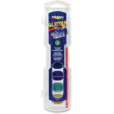 Prang Glitter Watercolours Set