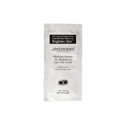 Antipodes Manuka Honey Skin Brightening Day Cream Sample