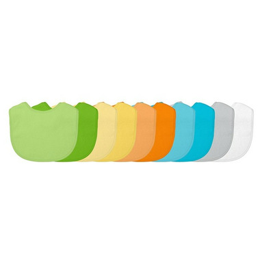 Green Sprouts Stay Dry Infant Bibs