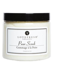 Lovefresh Pear Sugar Scrub