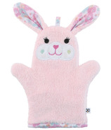Zoocchini Bath Mitts Beatrice the Bunny