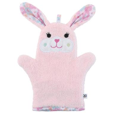 Zoocchini Bath Mitts Beatrice the Bunny