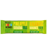 Pressed by KIND Pineapple Banana Kale Spinach Bar