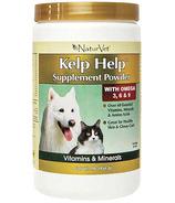 Naturvet Kelp Help Supplement Powder