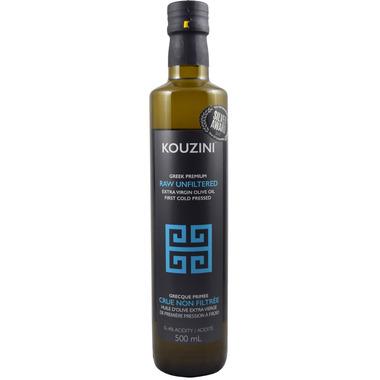 Kouzini Greek Raw Unfiltered Premium Extra Virgin Olive Oil