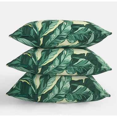 ALWAYSxALWAYS Palm Leaf Pillow