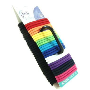 goody ouchless hair elastics at well free
