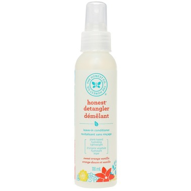 The Honest Company Honest Conditioning Detangler Sweet Orange Vanilla Scent