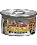 Purina Pro Plan Adult Cat Food CASE of 24
