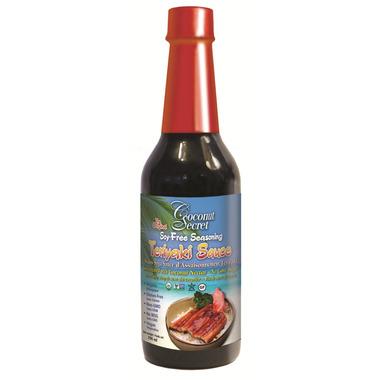 Coconut Secret Organic Coconut Soy Free Teriyaki Sauce