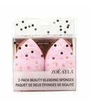 Zoe Ayla 2-Pack Beauty Blending Sponges