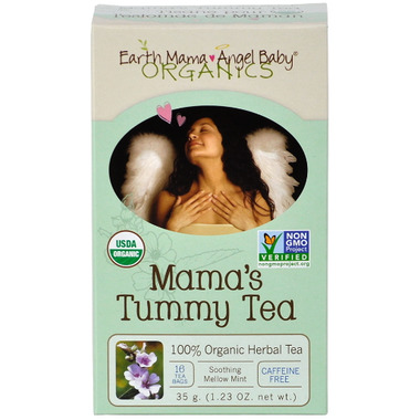 Earth Mama Angel Baby Organic Mama\'s Tummy Tea