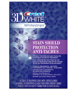 Crest 3D White Whitestrips Stain Shield Dental Whitening Kit