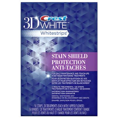 3d crest white classic vivid