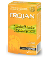Trojan Twisted Pleasure Lubricated Condoms