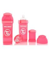Twistshake Anti-Colic 260ml Bottle Peach