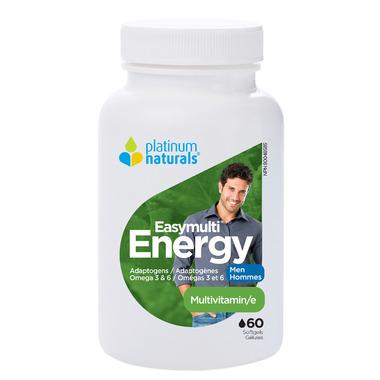 Platinum Naturals Easymulti Energy Men
