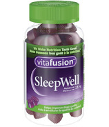 Vitafusion SleepWell Melatonin Gummies