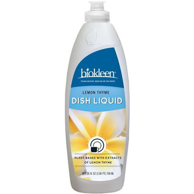 Biokleen Lemon Thyme Dishwashing Liquid