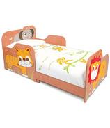 P'kolino Safari Adventure Toddler Bed