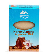 Mountain Sky Honey Almond Bar Soap