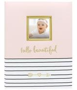 Pearhead Babybook Hello Beautiful