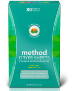 Method Dryer Sheets Beach Sage