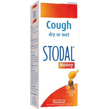 Boiron Stodal Adults Honey