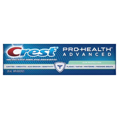 Crest Pro-Health Advanced Gum Protection Toothpaste
