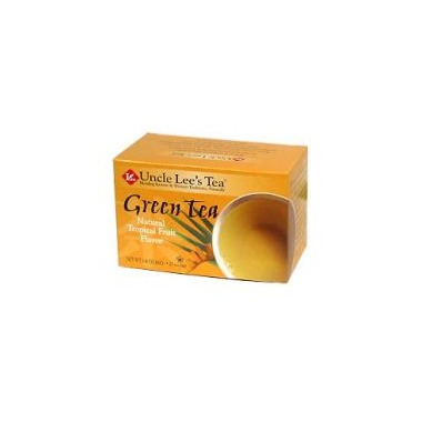 Uncle Lee\'s Green Tea with Tropical Fruit Flavour