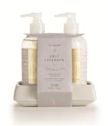 Illume Grey Lavender Hand Soap & Lotion Set