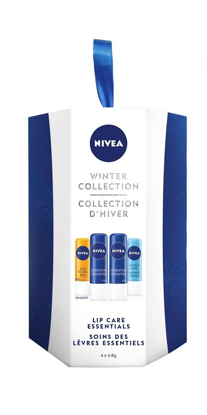 Nivea Lip Care Winter Collection Gift Pack