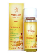 Weleda Calendula Baby Oil Travel Size