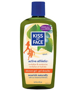 Kiss My Face Bath & Shower Gel Active Athletic