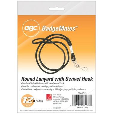 Swingline GBC Round Neck Lanyard