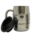 Eco Vessel Double Barrel Insulated Stainless Steel Mug