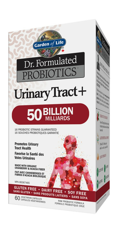 Buy Garden Of Life Dr Formulated Probiotics Urinary Tract At Free Shipping 35 In